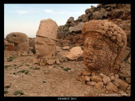 NEMRUT MOUNTAIN by AkifOlgun