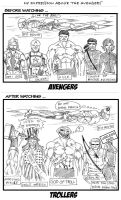 My impression about The Avengers by HungDK