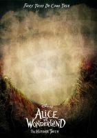 Alice In Wonderland 2011 by LifeEndsNow