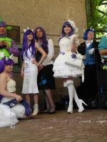 Rarity AkonDallas2012 by BunnyLoca