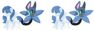 Winter pony cat auction [ closed ] by annethyst