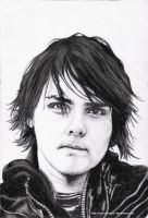 gerard arthur way V by roxzey27