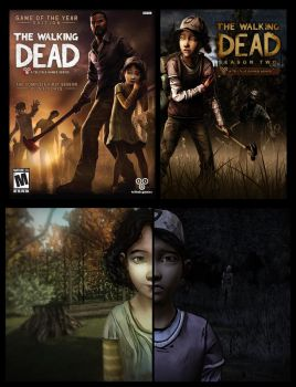 the walking dead game by punisher123456
