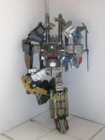 Bruticus Crossfire Fansproject by hykez87
