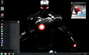 Iron Man Skinpack (Preview) by TheDhruv