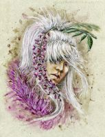 Wisteria by Doubleapple