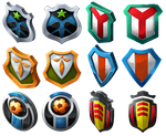 Teams Badges by dominicali