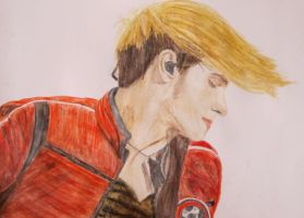 Mikey Way by Silveriel