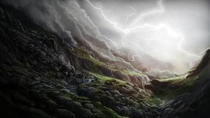 Thunderous Heights by Alexlinde