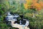 River Findhorn at Fall by vortexjim