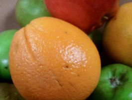 Apples, Oranges and Pears by Jude-Monteleone