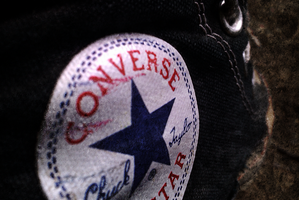 textured converse by TomRolfe