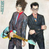 MGMT Rock The Suit by SinnDee