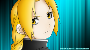 Edward Elric - The Fullmetal Alchemist by Evilash-Zutara-17