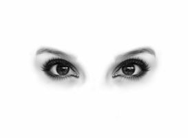 Eyes DP1 by slan-12