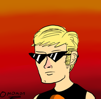 Dirk Strider by Omomon