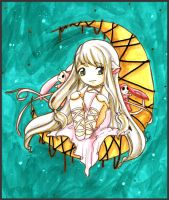 chobits by Mmystery