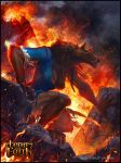 Night of Vengeance and Fire by EGOR-URSUS