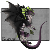 Eldus by KennonInk