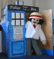 The Seventh Doctor by Wolverinegal