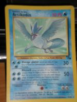 Articuno TCG - French Card by shiny-latios01
