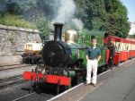 Mason on the Isle of Man by SteamRailwayCompany