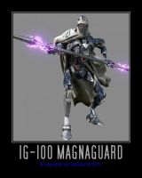 IG-100 MagnaGuard by Onikage108