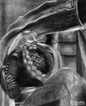 Bombur by Mitheriel