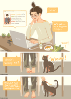 kaisoo | online dating by Julia-Yes
