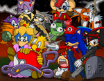 Collab: Sonic Halloween 2010 by wisp2007