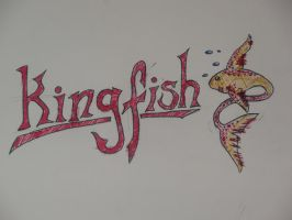 kingfish tatto? by pondie