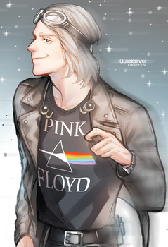 Quicksilver by kanapy-art