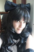 Blake Belladonna Selfie by Midnight-Dance-Angel