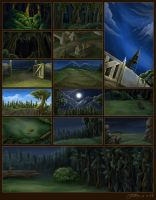 The Tomahawk Backgrounds by Lillidan86