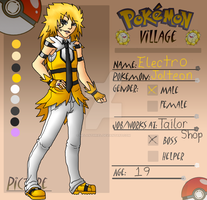 APP: Poke-Village by Melanthriel