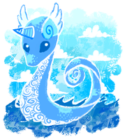 Dragonair by xtraZenny