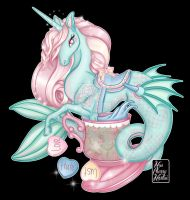 My Little Water Horse by Miss-Cherry-Martini