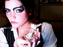Jareth Makeup 3 by TimeLordmk