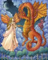 A Dance with a Dragon by cgb30