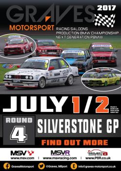 Silverstone Poster by gridart