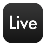 Ableton LIVE  flat .icns iOS 7 for OSX DOCK by gianmarcozappala