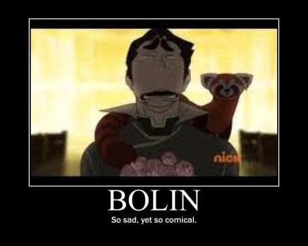 Poor Little Bolin by lipstick-and-tictacs