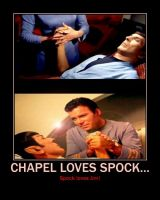 Spirk demotivational poster by M0rwenn4