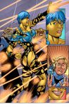 Booster Gold #37 Interior Colors Page 02 by splicer