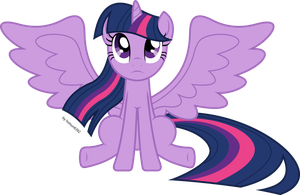 Princess Twilight Sparkle by hotsun6392