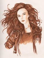 Amy Pond by Fayrore