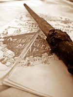 Marauders Map. by Tonemhp
