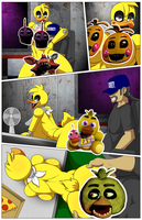 Five Fucks At Freddy's - Page 4 - Censored by TheGeckoNinja