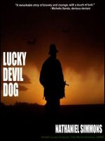 Lucky Devil Dog Book Cover by x0cutiepie0x