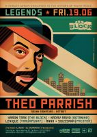 Legends: Theo Parrish by prop4g4nd4